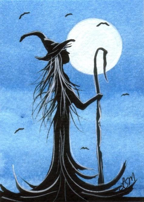 A Bruxa Solitária